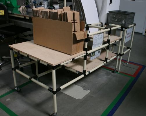lean_kaizen_packaging_table